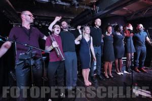 Erwin, Pier, Janco, Anne, Chris, Dominique, Barbra, Sophie, Ulrich